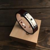 Элитные браслеты с гравировкой
